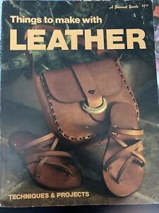 Things To Make With Leather
