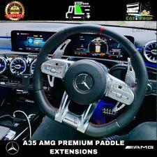Eaziwrap Mercedes A35 CLA35 A45 AMG Aluminium Paddle Shift Gear Extension
