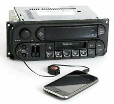 Dodge Ram 1500 2002 RBB Radio AM FM CS w Aux Input 22-10 P05064335AJ CD Controls