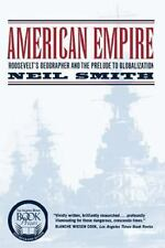 American Empire: Roosevelt's Geographer and the Prelude to Globalization (Paperb