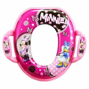 The First Years Disney Minnie Soft Potty Seat, Multi NO TAG