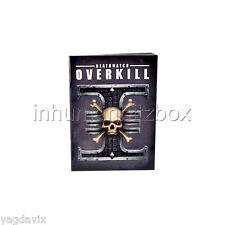 DO36 LIVRET REGLES (FR) DEATHWATCH OVERKILL WARHAMMER BITZ W40K