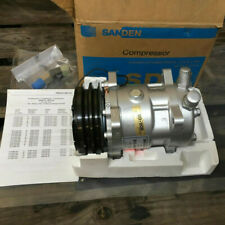 NEU OVP Klimakompressor SANDEN SD-5 SD5H14 12V BOMAG 05579043 Mercedes W123