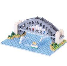 Nanoblock NBH-101 Sydney Harbour Bridge 310 piece building toy set