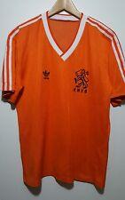 Maglia calcio adidas Olanda vintage 85 Shirt Soccer Camiseta Nederlands rare 85