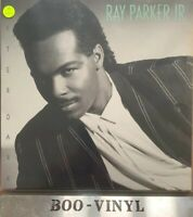 Ray Parker Jr After Dark UK vinyl LP album record WX122 GEFFEN 1987 Ex+