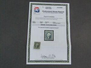 Nystamps US Stamp # 44 Mint NGAI $3000 only 489 sold PSE Certificate
