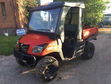 Kioti Mechron 220 4wd & 2wd utility vehicle, rtv,mule, has kubota engine, 202 h