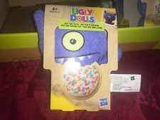 1 x UGLY DOLLS TO GO CLIP ON PLUSH UGLY DOG SOFT TOY NEW