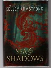 KELLEY ARMSTRONG Sea of Shadows SIGNED hc/dj/1st