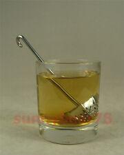 Silver Metal Umbrella tea strainer infuser filter tea infuser stainless steel