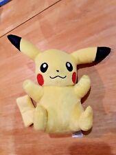 Tomy Nintendo Pokemon Pikachu 2015 Stuffed Plush Animal Toy 7in