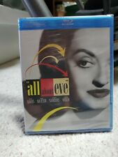 All About Eve (Blu-ray, 2011) Bette Davis, Anne Baxter, Marilyn Monroe! New