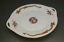 Königl. Pr. Tettau - Pastry Plate - Iphigenie - Royal Dragon