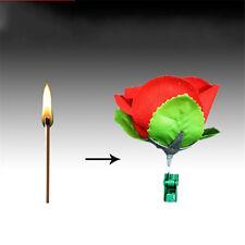 Rosa flor magia trucos mago prop satge cerca de accesorios mágicosSC