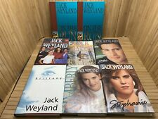 Lot Of 8 Jack Weyland Hc Books Brittany Jake Stephanie On The Run Kimberly Lds