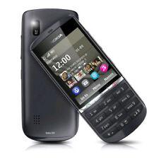 "Nokia Asha 300 (Ohne Simlock) 2.4"" Handy - Graphite"