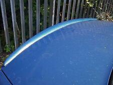 JAGUAR S-TYPE 04-07 FACELIFT BOOT TAILGATE REAR SPOILER IN PRISM BLUE PEARL JHY