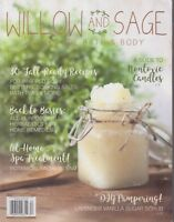 Willow and Sage Homemade Bath & Body Stampington & Company Aug/Sep/Oct 2018