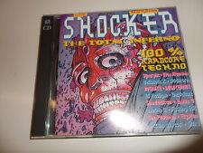 CD Shocker-Total Inferno - 100% Hardcore Techno