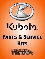 Kubota Grand L60 HST Complete Service Kit - Free Shipping!