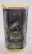DC COMIC BOOK CHAMPIONS Batman FINE PEWTER Golden age FIGURE 1996 LIMITED