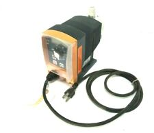 New Prominent Gala1602ppe200ud112100 Dosing Pump 055gph