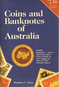 Coins and Banknotes of Australia - Stephen C. Prior #Z210