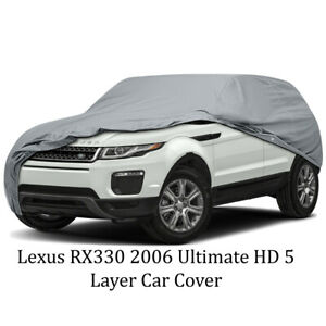 Lexus RX330 2006 Ultimate HD 5 Layer Car Cover
