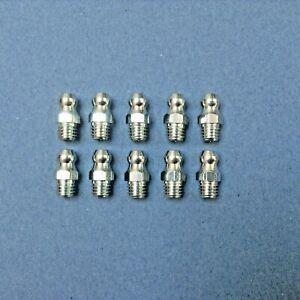 Grease Nipples Imperial 1/4BSF Pack OF 10