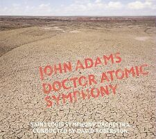 John Adams: Doctor Atomic Symphony (CD, Jul-2009, Nonesuch (USA))