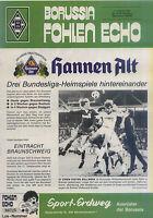 BL 83/84 Borussia Mönchengladbach - Eintracht Braunschweig (11.02.1984)