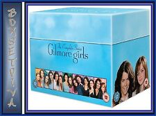 Gilmore Girls Complete Series 1-7 Seasons 1 2 3 4 5 6 7 - 42 DVD BOXSET