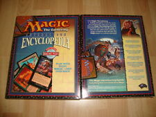 MAGIC THE GATHERING INTERACTIVE ENCYCLOPEDIA BY WIZARDS TO PC NEW FACTORY SEALED