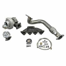 CXRacing Turbo Kit For 96-00 Civic EK B GSR Keeps AC PS Bolt On Fit