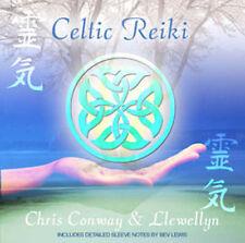 CELTIC REIKI- CHRIS CONWAY & LLEWELLYN  CD