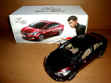 1/18 China Kia K3 dark red color