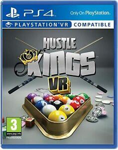 Hustle Kings VR (PS4 PlayStation)