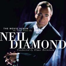 NEIL DIAMOND - As Time Goes By: The Movie Album (1998) USA 2-CD FATBOX EXC-NM