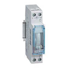 Legrand LEG412790 Inter-horaire programme analogique Cadran vertical journalier