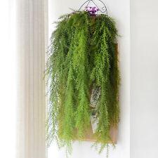 Artificial Hanging Vine faux fake Leaf Snapdragon needle Wedding Home Decor