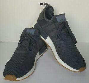adidas Men's Originals NMD_R1 Shoes  -Dark Gray~ Size 13~ EUC