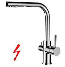 NIEDERDRUCK 3 wege Küchenarmatur Wasserhahn für Filtersysteme