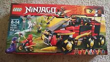 LEGO Ninjago Ninja DB X 70750, Brand New Sealed, Retired!