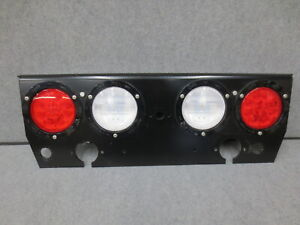LED Tail Brake Turn Back-Up Light Bar Panel Grote Peterbilt Kenworth PACCAR