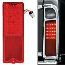 67-72 Chevrolet Chevy GMC Truck 20-LED Red Tail Turn Signal Park Light 1157 Lens