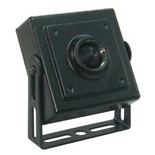 "Sunvision 420TVL In/Outdoors Pinhole Box Spy Camera 1/4"" Sharp 3.7mm Lens (50A)"