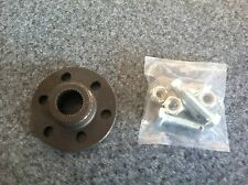 Go Kart Racing Steering Wheel Hub for 5/8 Splinded Shaft with Bolt Kit
