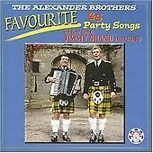 The Alexander Brothers - Favourite Party Songs (2001)