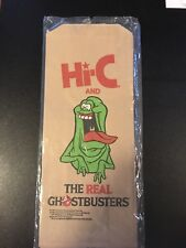 Ecto Cooler Hi-C The Real Ghostbusters promo Lunch Bag Set of 3 in plastic